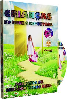 Crianças no mundo espiritual - Palestra de Geraldo Lemos Neto