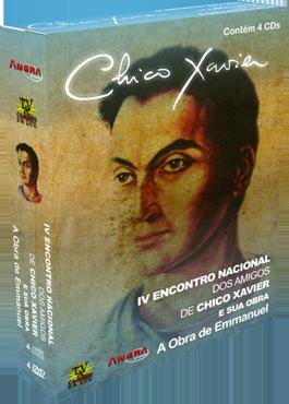 4º Encontro Nacional dos Amigos de Chico Xavier e sua Obra