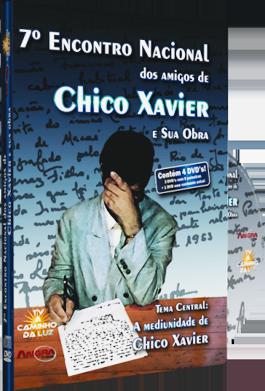 7º Encontro Nacional dos Amigos de Chico Xavier e sua Obra